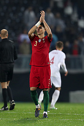 November 20, 2018 - Guimaraes, Guimaraes, Portugal - Pepe defender of Portugal during the UEFA Nations League football match between Portugal and Poland at the Dao Afonso Henriques stadium in Guimaraes on November 20, 2018. (Credit Image: © Dpi/NurPhoto via ZUMA Press)