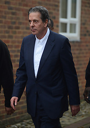 © Licensed to London News Pictures. 27/01/14 The Metropolitan Police Service (MPS) have stated there will be no further action by police against NIGELLA LAWSON in connection with drug use. FILE PICTURE DATED 28/11/2013. London, UK. Millionaire art dealer Charles Saatchi, leaving Isleworth Crown Court where a case his being heard against his two former personal assistants, who are accused of misappropriating over £600,00 of funds while working for Charles Saatchi and his former wife Nigella Lawson .Photo credit : Peter Kollanyi/LNP
