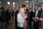 ROSIE STANZE; , Party given by Basia Briggs and Richard Briggs at their home in Chelsea. London. 14 May 2012
