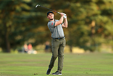 British Masters 2018 - Day Three - Walton Heath Golf Club - 13 October 2018