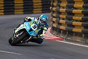 Dean HARRISON, Silicone Engineering Racing, Kawasaki<br /> <br /> 64th Macau Grand Prix. 15-19.11.2017.<br /> Suncity Group Macau Motorcycle Grand Prix - 51st Edition<br /> Macau Copyright Free Image for editorial use only