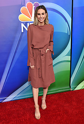 February 20, 2019 - Hollywood, California, U.S. - Keltie Knight on the carpet at the NBCUniversal Mid Season Press Junket at Universal Studios. (Credit Image: © Lisa O'Connor/ZUMA Wire)