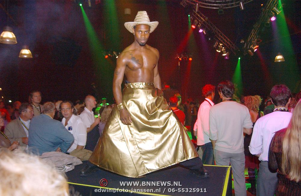 Premiere de la Guarda Amsterdam, danser