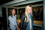 DASHA ZHUKOVA; FIONA SCARRY, Damien Hirst party to preview his exhibition at Sotheby's. New Bond St. London. 12 September 2008 *** Local Caption *** -DO NOT ARCHIVE-© Copyright Photograph by Dafydd Jones. 248 Clapham Rd. London SW9 0PZ. Tel 0207 820 0771. www.dafjones.com.