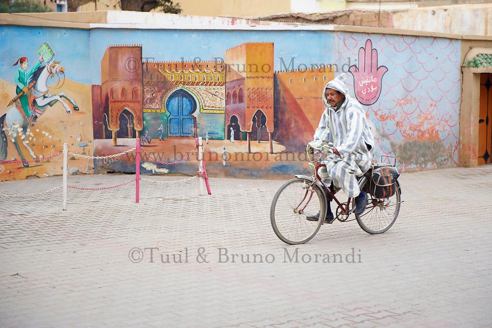 Maroc, Anti Atlas, région Sous-Massa-Draa, medina de Taroudant // Morocco, Sous valley, Taroudant medina