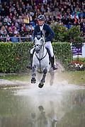 Lars Nieberg - Contagio<br /> World Equestrian Festival, CHIO Aachen 2013<br /> © DigiShots