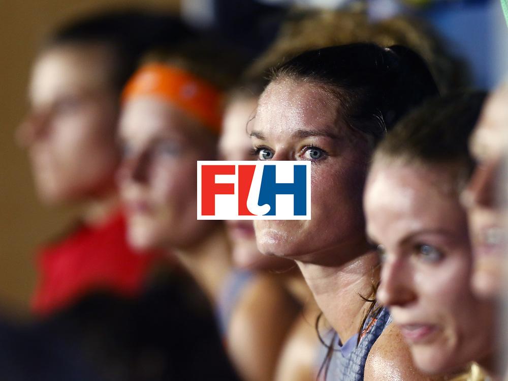New Zealand, Auckland - 23/11/17  <br /> Sentinel Homes Women&rsquo;s Hockey World League Final<br /> Harbour Hockey Stadium<br /> Copyrigth: Worldsportpics, Rodrigo Jaramillo<br /> Match ID: 10306 - NED vs CHN<br /> Photo: (12) WELTEN Lidewij