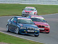 #5 Chris GRAHAME BMW 330  during K-Tec Racing Clio 182 Championship as part of the 750 Motor Club at Oulton Park, Little Budworth, Cheshire, United Kingdom. April 14 2018. World Copyright Peter Taylor/PSP.