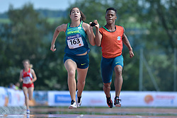 05/08/2017; Ferreira, Gabriela, T12, BRA at 2017 World Para Athletics Junior Championships, Nottwil, Switzerland