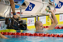 EVERS Marc NED at 2015 IPC Swimming World Championships -  Men's 100m Breaststroke SB14 - Finals