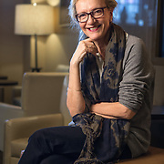 03/24/2014  CAMBRIDGE, MA   Author Elizabeth Strout (cq) poses for a portrait at the Sheraton Commander Hotel (cq) in Cambridge.   (Aram Boghosian)