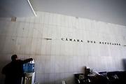 Brasilia_DF, Brasil...Camara dos Deputados em Brasilia...The Federal Chamber of Deputies in Brasilia...Foto: JOAO MARCOS ROSA / NITRO