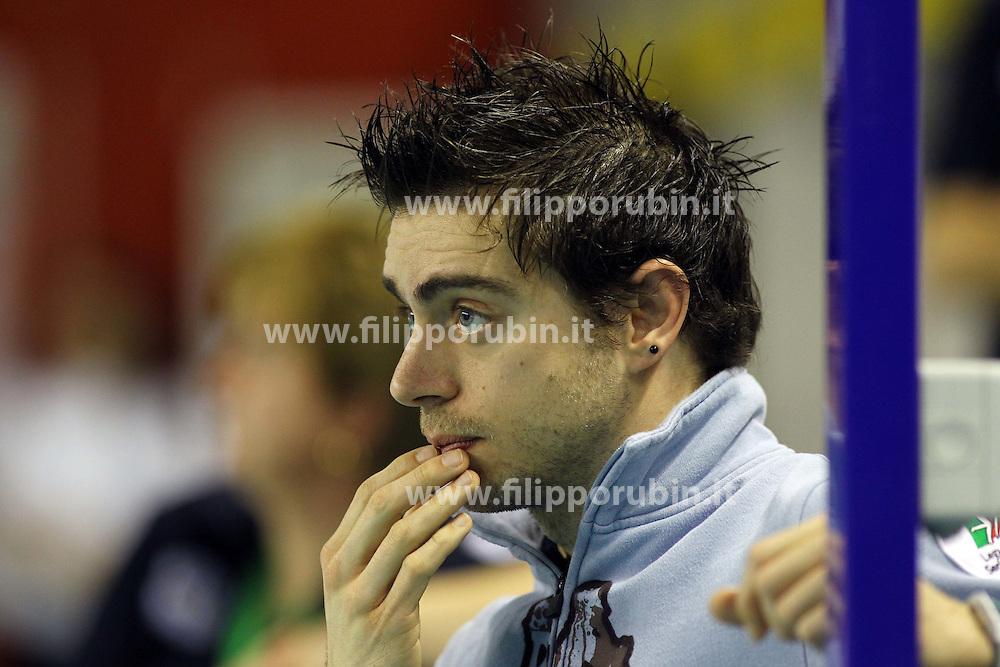 CHIERI VOLLEY CLUB - ESSE-TI LORETO.SEMIFINALE COPPA ITALIA A2 FEMMINILE.SANTA CROCE SULL'ARNO (PI) 12-03-2011.FOTO FILIPPO RUBIN / LVF