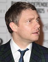 Martin Freeman The Moet British Independent Film Awards, Old Billingsgate Market, London, UK, 05 December 2010:  Contact: Ian@Piqtured.com +44(0)791 626 2580 (Picture by Richard Goldschmidt)