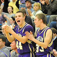 1.8.2013 Vermilion at Avon Boys Varsity Basketball