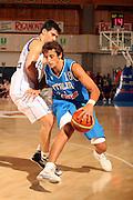 DESCRIZIONE : Bormio Trofeo Internazionale Diego Gianatti Grecia Italia <br /> GIOCATORE : Belinelli<br /> SQUADRA : Italia<br /> EVENTO : Bormio Trofeo Internazionale Diego Gianatti Grecia Italia <br /> GARA : Grecia Italia <br /> DATA : 23/07/2006 <br /> CATEGORIA : Palleggio<br /> SPORT : Pallacanestro <br /> AUTORE : Agenzia Ciamillo-Castoria/M.Marchi <br /> Galleria : FIP Nazionale Italiana <br /> Fotonotizia : Bormio Trofeo Internazionale Diego Gianatti Grecia Italia <br /> Predefinita :