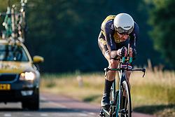 Jos van Emden of Team Lotto NL - Jumbo, Dutch Individual Time Trial Nationals Men Elite, Stokkum, Montferland, The Netherlands, 21 June 2017. Photo by Pim Nijland / PelotonPhotos.com   All photos usage must carry mandatory copyright credit (Peloton Photos   Pim Nijland)
