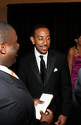 "Chris ""Ludacris' Bridges at The Ludacris Foundation 5th Annual Benefit Dinner & Casino Night sponsored by Alize, held at The Foundry at Puritan Mill in Atlanta, Ga on May 15, 2008.. Chris ""Ludacris"" Bridges, William Engram and Chaka Zulu were the inspiration for the development of The Ludacris Foundation (TLF). The foundation is based on the principles Ludacris learned at an early age: self-esteem, spirituality, communication, education, leadership, goal setting, physical activity and community service. Officially established in December of 2001, The Ludacris Foundation was created to make a difference in the lives of youth. These men have illustrated their deep-rooted tradition of community service, which has broadened with their celebrity status. The Ludacris Foundation is committed to helping youth help themselves."