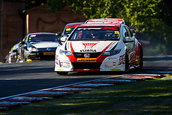 Matt Neal | #25 Honda Yuasa Racing Civic Type R | British Touring Car Championship Race 3 - Photo mandatory by-line: Rogan Thomson/JMP - 07966 386802 - 07/06/2015 - SPORT - MOTORSPORT - Little Budworth, England - Oulton Park Circuit.