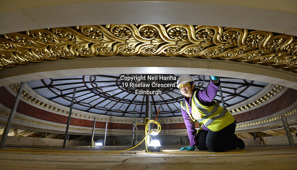 University of Edinburgh<br /> <br /> McEwan Hall restoration<br /> <br />  Neil Hanna Photography<br /> www.neilhannaphotography.co.uk<br /> 07702 246823