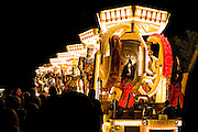 Ramses Revenge (Curse of the Mummy), Ramblers CC. Runner up in the Feature Cart Open class of the Bridgwater Guy Fawkes Carnival 2009.