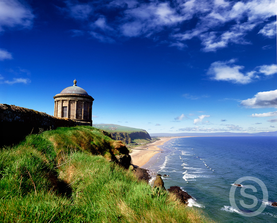 Photo: Chris Hill, Mussenden Temple, County Londonderry / Derry