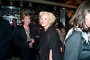 AMANDA ELLIASCH, The launch party of BloomsburyÕs publication of Why not say what happened?, a memoir by Ivana Lowell  hosted by Ivana Lowell and Catherine Ostler, at WheelerÕs of St. JamesÕs. London.  -DO NOT ARCHIVE-© Copyright Photograph by Dafydd Jones. 248 Clapham Rd. London SW9 0PZ. Tel 0207 820 0771. www.dafjones.com.<br /> AMANDA ELLIASCH, The launch party of Bloomsbury's publication of Why not say what happened?, a memoir by Ivana Lowell  hosted by Ivana Lowell and Catherine Ostler, at Wheeler's of St. James's. London.  -DO NOT ARCHIVE-© Copyright Photograph by Dafydd Jones. 248 Clapham Rd. London SW9 0PZ. Tel 0207 820 0771. www.dafjones.com.