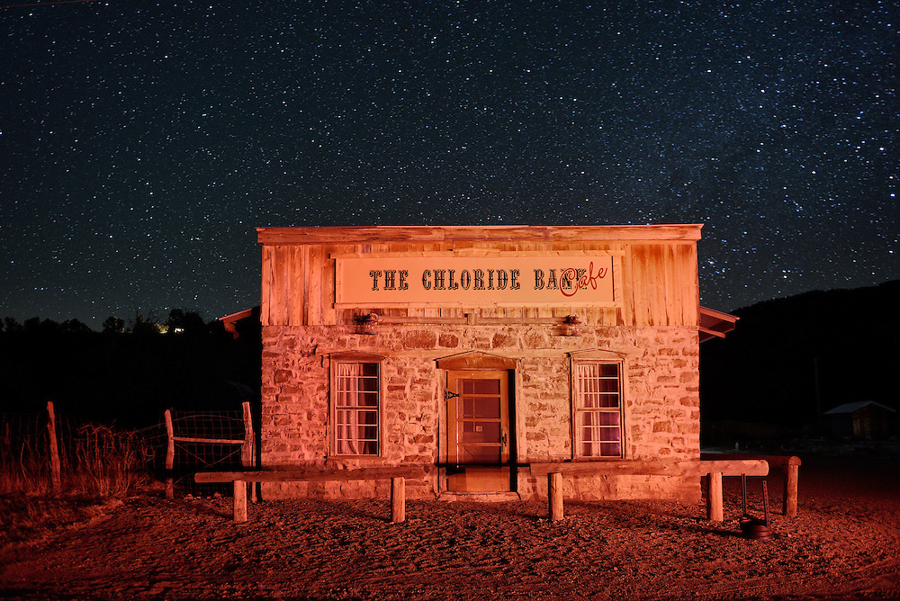 Chloride, Ghost Town,USA