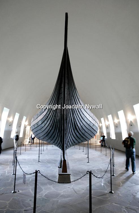 Oslo Norge 2006 07<br /> Vikinga museet i Oslo<br /> <br /> <br /> ----<br /> FOTO : JOACHIM NYWALL KOD 0708840825_1<br /> COPYRIGHT JOACHIM NYWALL<br /> <br /> ***BETALBILD***<br /> Redovisas till <br /> NYWALL MEDIA AB<br /> Strandgatan 30<br /> 461 31 Trollh&auml;ttan<br /> Prislista enl BLF , om inget annat avtalas.