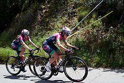 Rachele Barbieri (ITA) at Amgen Tour of California Women's Race empowered with SRAM 2019 - Stage 1, a 96.5 km road race in Ventura, United States on May 16, 2019. Photo by Sean Robinson/velofocus.com