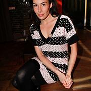 NLD/Amsterdam/20100215 -  Lancering MTV Mobile, Halina Reijn