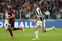 23.04.2017 - Torino - Serie A 2016/17 - 33a giornata  -  Juventus-Genoa nella  foto: Leonardo Bonucci
