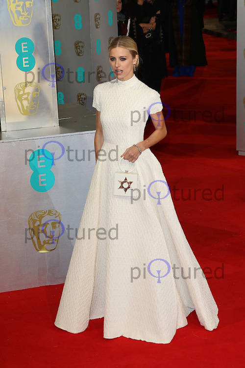Laura Bailey, EE British Academy Film Awards (BAFTAs), Royal Opera House Covent Garden, London UK, 08 February 2015, Photo by Richard Goldschmidt