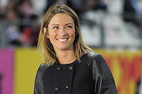 Isabelle Ithurburu - 29.05.2015 - Stade Francais / Racing Metro - Barrages Top 14<br />