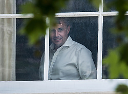 © Licensed to London News Pictures. 09/07/2018. London, UK. Ben Gascoigne, special advisor to Foreign Secretary Boris Johnson, is seen inside the official residence before resignation. Brexit Secretary David Davis has resigned over Prime Minister Theresa May's Brexit Plan. Mr Davis was appointed to the post in 2016 and was responsible for negotiating the UK's EU withdrawal. Photo credit: Peter Macdiarmid/LNP