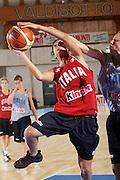 Preparazione Campionato Europeo Under 16 Allenamento