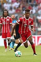 Kingsley Coman Bayern Monaco<br /> Monaco 02-08-2017  Stadio Allianz Arena<br /> Football Audi Cup 2017 <br /> Bayern Monaco - Napoli<br /> Foto Cesare Purini / Insidefoto