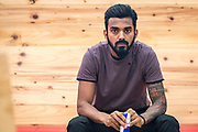 KL Rahul poses for a portrait in Mumbai, India on May 15, 2017