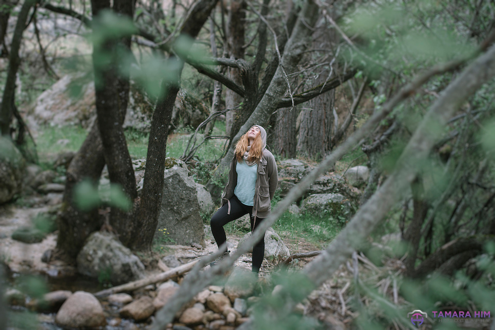 Portraits by Tamara Him