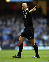 Photo: Rich Eaton.<br /> <br /> Chelsea v Arsenal. Carling Cup Final. 25/02/2007. referee Howard Webb