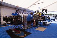 #60 Michael Shank Racing with Curb/Agajanian Ligier JS P2: John Pew, Oswaldo Negri, Jr.