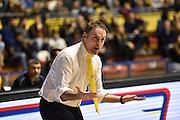 DESCRIZIONE : Torino Lega A 2015-16 Manital Torino - Betaland Capo d'Orlando<br /> GIOCATORE : Luca Bechi<br /> CATEGORIA : Allenatore Coach<br /> SQUADRA : Manital Auxilium Torino<br /> EVENTO : Campionato Lega A 2015-2016<br /> GARA : Manital Torino - Betaland Capo d'Orlando<br /> DATA : 22/11/2015<br /> SPORT : Pallacanestro<br /> AUTORE : Agenzia Ciamillo-Castoria/M.Matta<br /> Galleria : Lega Basket A 2015-16<br /> Fotonotizia: Torino Lega A 2015-16 Manital Torino - Betaland Capo d'Orlando