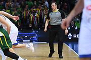 Aleksandar Glisic referee arbitro<br /> 2019 FIBA Basketball World Cup Qualifiers<br /> Lituania Lithuania - Italia Italy<br /> FIP 2019<br /> Klaipeda, 25/02/2019<br /> Foto M.Ceretti / Ciamillo-Castoria