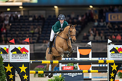 Mcguinness Aisling, IRL, Calimero<br /> Stuttgart - German Masters 2018<br /> © Hippo Foto - Stefan Lafrentz