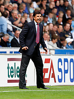 Photo: Richard Lane/Richard Lane Photography. Coventry City v Norwich City. Coca-Cola Championship. 09/08/2008. Coventry's manager, Chris Coleman.