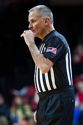 NORMAL, IL - December 31:  Kelly Self during a college basketball game between the ISU Redbirds and the University of Northern Iowa Panthers on December 31 2019 at Redbird Arena in Normal, IL. (Photo by Alan Look)