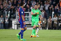 can - 14.03.2017 - Torino - Champions League Quarti di Finale  -  Juventus-Barcellona nella  foto: Gianluigi Buffon