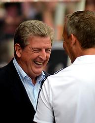 West Bromwich Albion Manager, Roy Hodgson - Photo mandatory by-line: Joseph Meredith / JMPUK - 30/07/2011 - SPORT - FOOTBALL - Championship - Bristol City v West Bromwich Albion - Ashton Gate Stadium, Bristol, England
