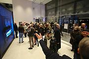 Mannheim. 15.12.17 |<br /> Kunsthalle. Neubau. Eröffnung des 68,3 Mio Euro Bauprojektes mit einer langen Opening Night bei freiem Eintritt für die Besucher.<br /> <br /> Bild-ID 157 | Markus Proßwitz 15DEC17 / masterpress