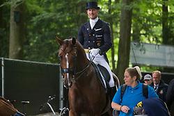 Kittel Patrik, SWE, Well Done de la Roche CMF<br /> CHIO Rotterdam 2018<br /> © Sharon Vandeput<br /> 23/06/18